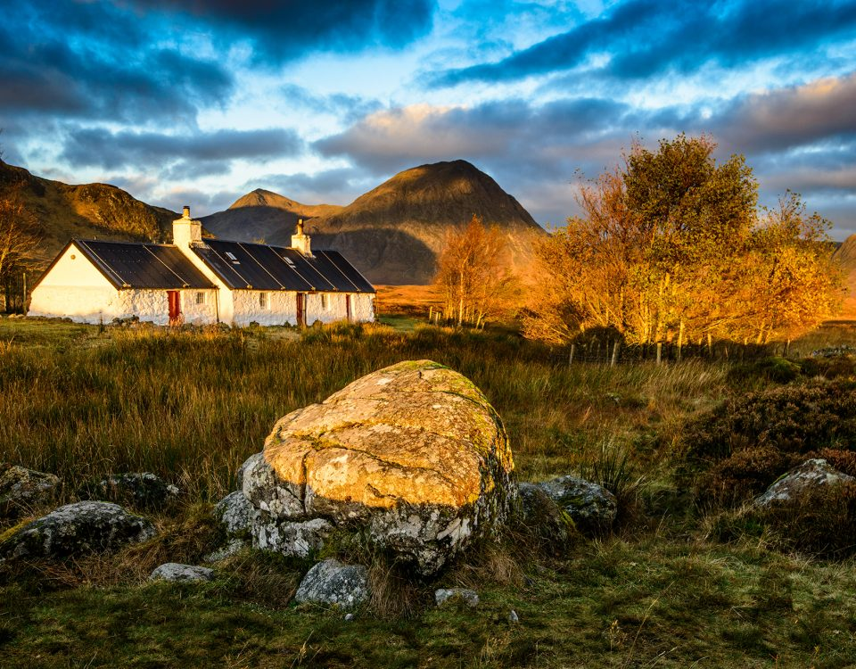 Black Rock Cottage Glencoe