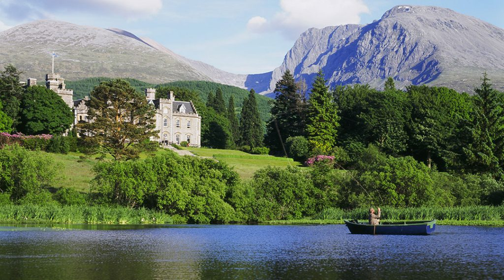 Luxury Destinations, Accommodation and Unique Experiences in Scotland