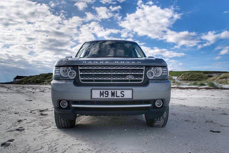 5-Star Transport on a custom made tour of Scotland