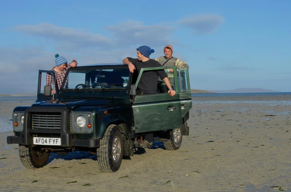 Scotland's Beaches by 4x4 Tour
